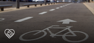 How can local city governments improve bicycle safety?